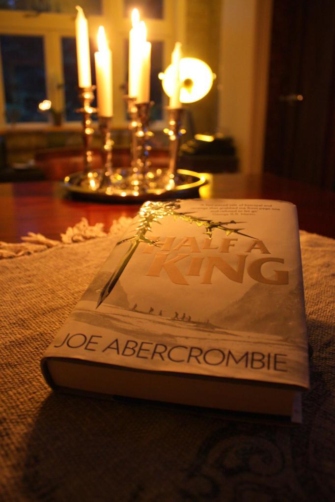 Buchcover Half a King von Joe Abercrombie