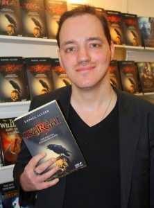 Daniel Illger, Autor des Romans Skargat