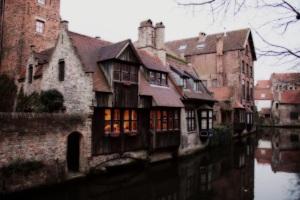 Brügges alte Häuser