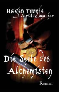 Romancover Die Seele des Alchemisten