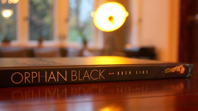 Orphan Black die Graphic Novel, Splitter Verlag