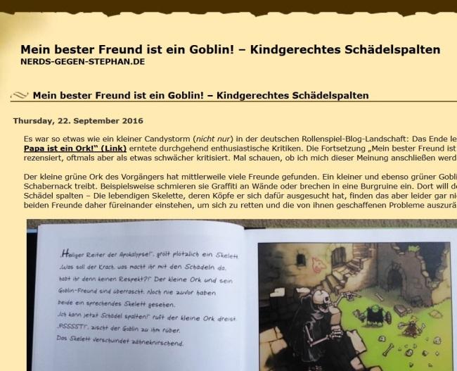 Der Blog nerds-gegen-stephan.de